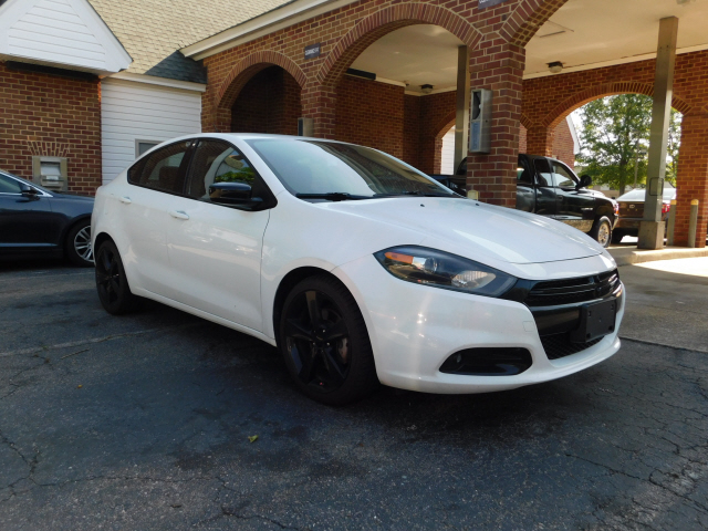 Dodge Dart Sxt >> Pre Owned 2015 Dodge Dart Sxt Sxt 4dr Sedan In Norfolk Fa90166d