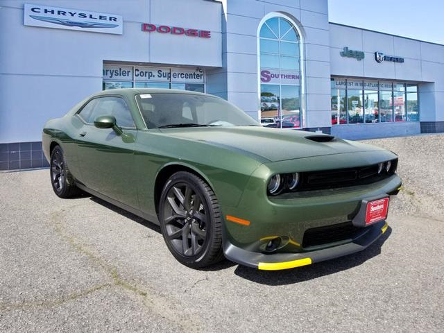 2019 Dodge Challenger >> New 2019 Dodge Challenger Gt