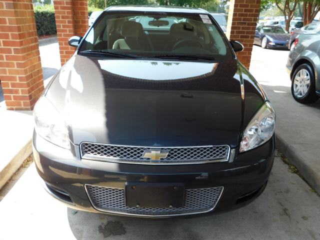 Pre-Owned 2016 Chevrolet Impala Limited LS Fleet