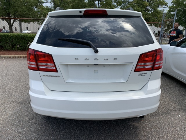 Certified Pre-Owned 2018 Dodge Journey SE