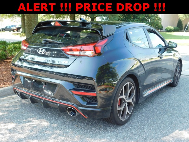 Pre-Owned 2019 Hyundai Veloster N