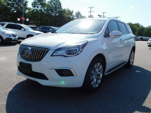 Pre-Owned 2017 Buick Envision Essence