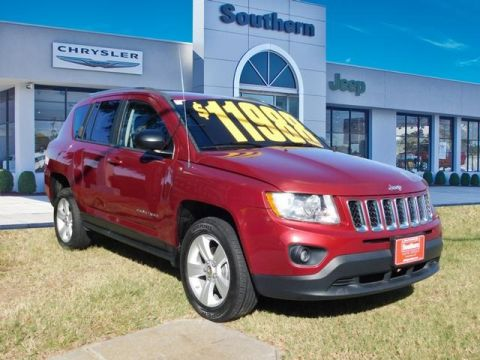 Pre-Owned 2012 Jeep Compass Sport