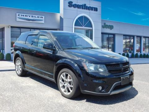 Certified Pre-Owned 2016 Dodge Journey R/T